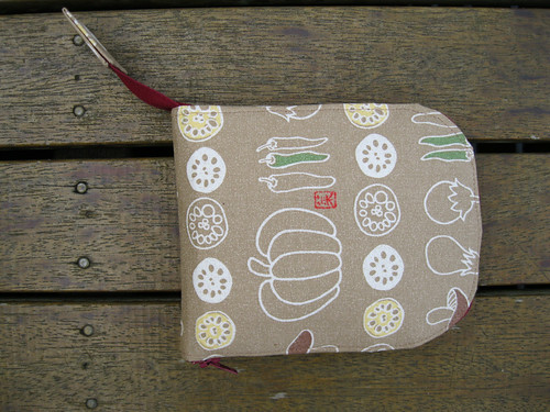 zip-away shopping bag - pattern by You Sew, Girl!