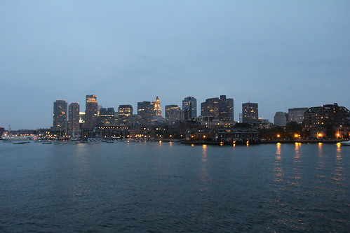 Odyssey Cruise Boston