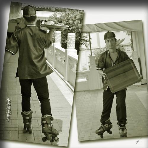 龙城溜冰餐厅4