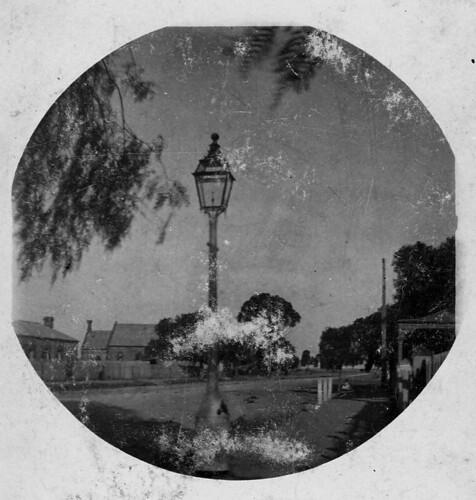 First Street Light 1909
