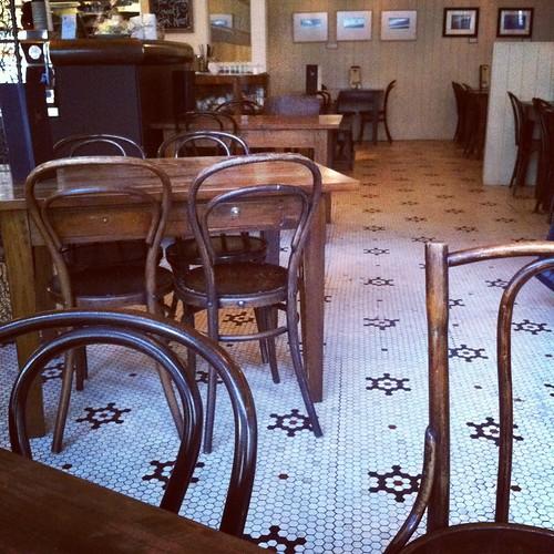Finc Cafe, Wellington
