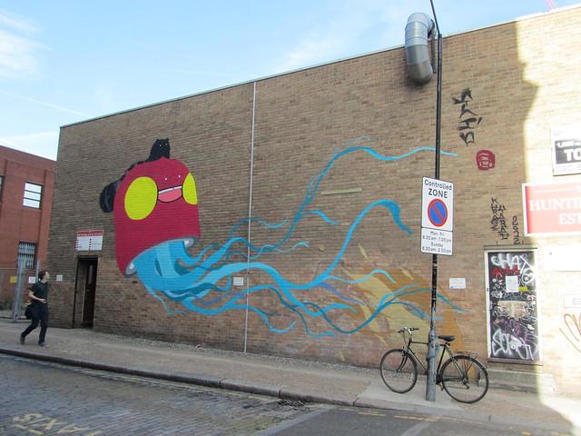 Flip, Ebor Street