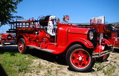 Antique Fire Trucks