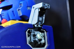 Banpresto RX-178 Mk-II TITANS Head (Bust) Display (22)