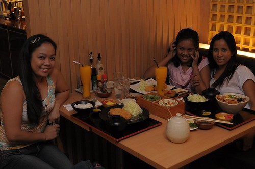 yabu date with bff and daughter