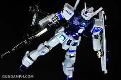 ANA RX-78-2 Gundam HG 144 G30th Limited Kit  OOTB Unboxing Review (98)
