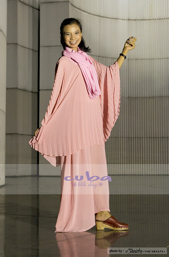 Gown Plisket Batwing by shorizky!