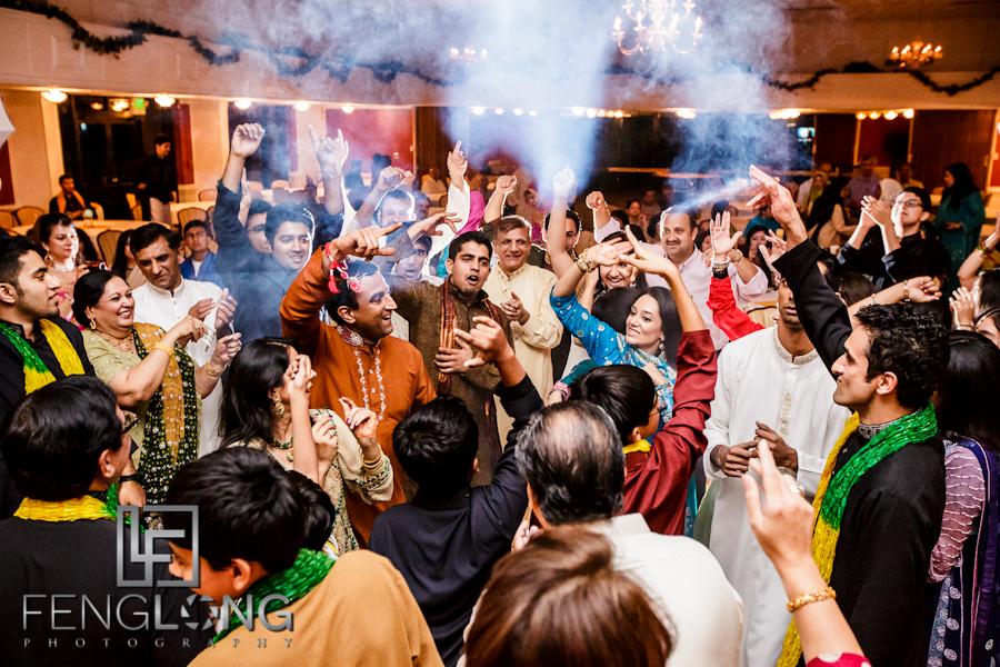 Yusra & Rahil's Mehndi | Fort Gordon Officer's Club | Atlanta Augusta Pakistani Indian Wedding Photographer
