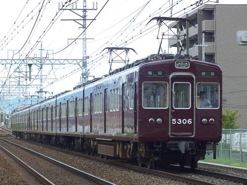 5306F @南茨木〜茨木市