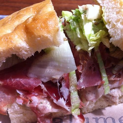 Mortadella Sandwich @ Salumeria