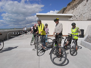 Dismount at Ovingdean