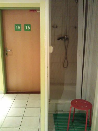 Dónde dormir y alojamiento en Bratislava (Eslovaquia) - Patio Hostel.