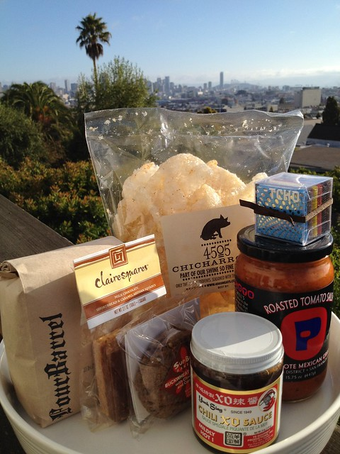 Great SF Goodies Giveaway prize