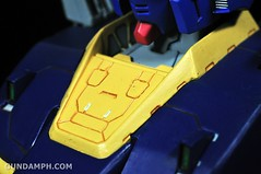 Banpresto RX-178 Mk-II TITANS Head (Bust) Display (26)