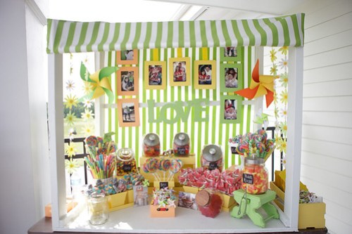 OUR CANDY BAR!
