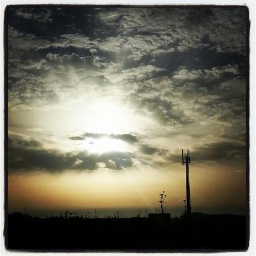 #sky #clouds #summer #sun #skyporn by João Paulo Mealha
