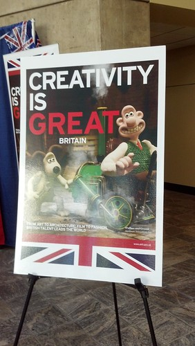 Wallace and Grommit Poster