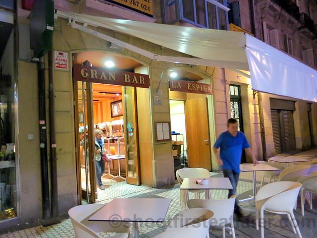 Gran Bar San Sebastian