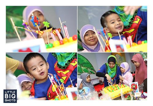 Happy 4th Birthday Nazih Irfan!