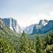 Tunnel View/Yosemite Valley
