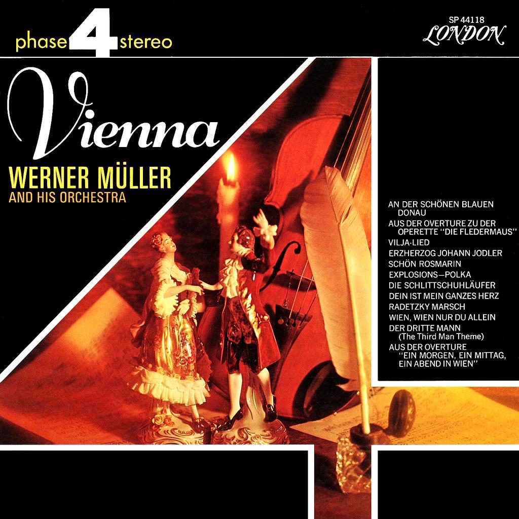 Werner Müller - Vienna