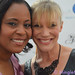 Katee Sackhoff & Stephanie Garrett  - DSC_0350