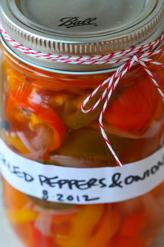 Pickled Peppers and Onions jar 1