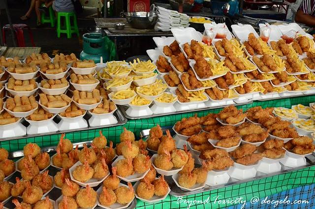thai fried foods