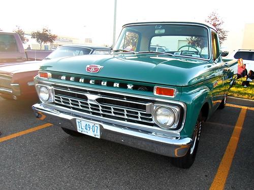 1966 Mercury M-100 pickup truck