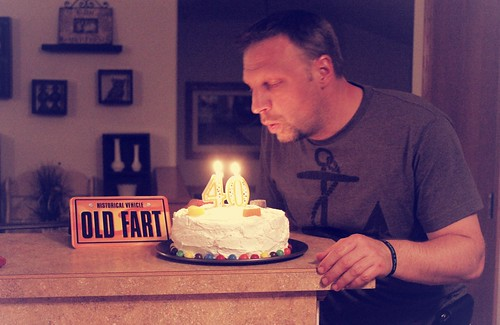 Jace turns 40!