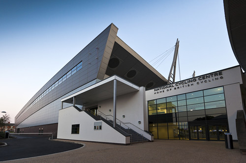 National Cycling Centre - The home of British Cycling and Team GB