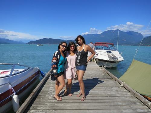 Karen, me, and Alaine