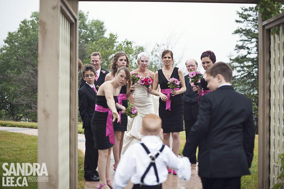 Nick + Lorleanne :: Newfoundland Wedding Photography