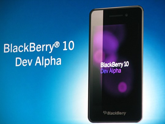 Blackberry 10 - BB10