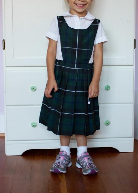 uniform jumper