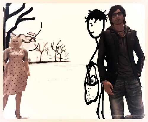 Cartoon Friends