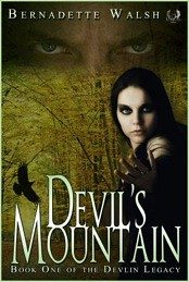 Book Feature with Bernadette Walsh, author of Devil's Mountain, a Paranormal Romance
