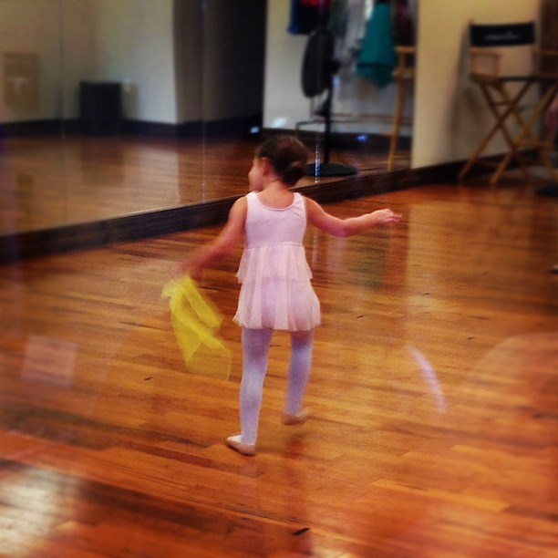Last week of summer ballet/tap!