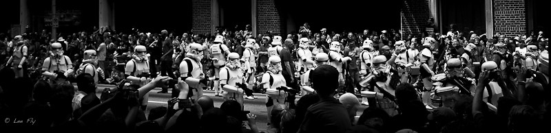 Storm Troopers on Peachtree