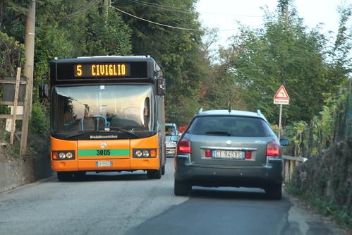 Two way traffic?!