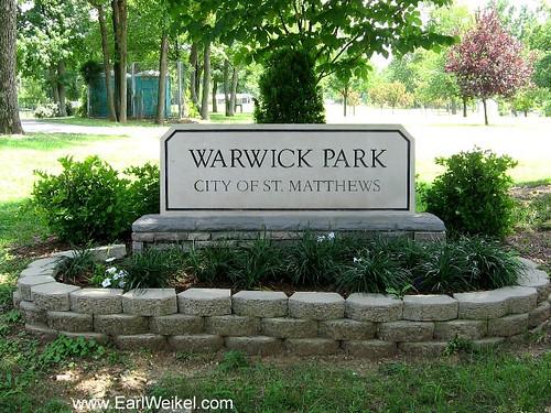 Warwick Village, Warwich Villa, Warwick and Warrick Village Louisville KY 40222 Homes For Sale near Warwick Park off New LaGrange Rd at Washburn Ave by EarlWeikel.com
