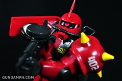 HCM MS-06R-2 Johnny Ridden's Zaku-II (144 scale) 1984 make (61)