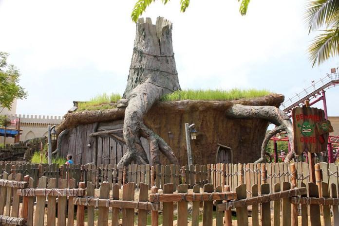 Universal Studios Singapore - Madagascar