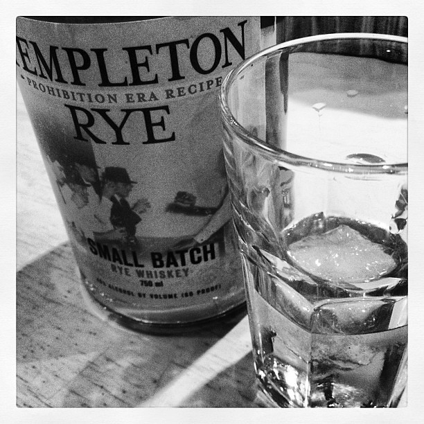 The Good Stuff - Templeton Rye