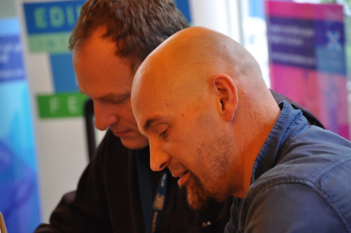 Simon and Alex Scarrow