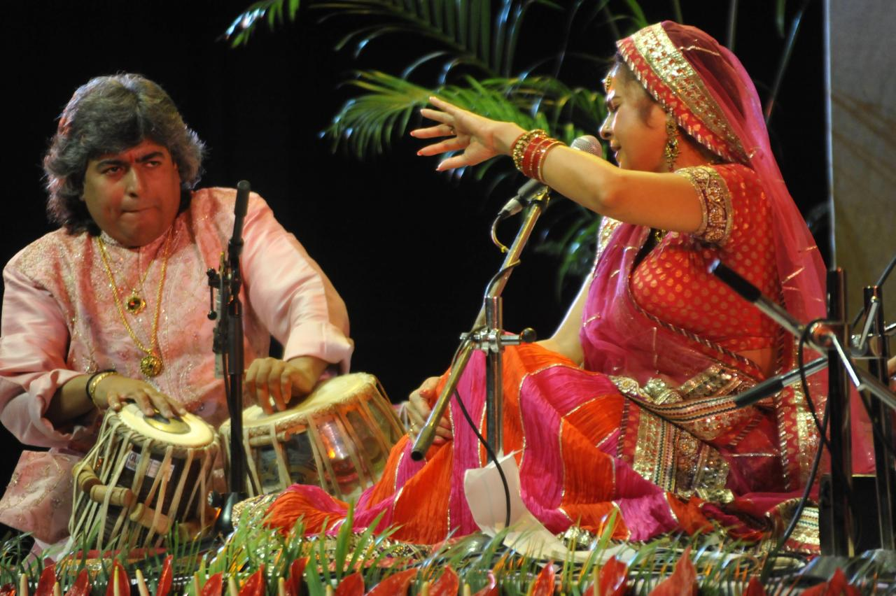 Malini Awasthi was exuberant, she could have danced even