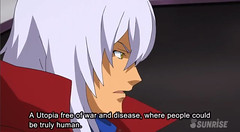 Gundam AGE 4 FX Episode 44 Paths Drawn Apart Youtube Gundam PH (21)