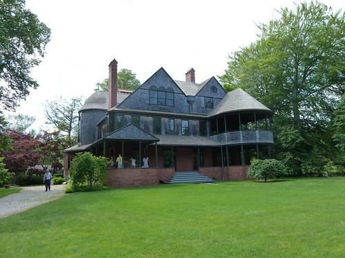 Isaac Bell House / Edna Villa, Newport RI (1/4)