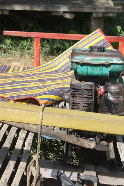 Bamboo Train Engine