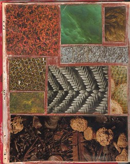 textures collage